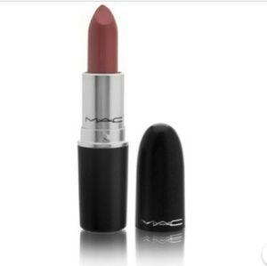 mac matte lipstick in see sheer
